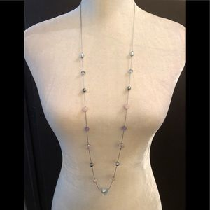 Lot of 3 Banana Republic Necklaces